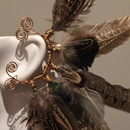Boho Princess ear cuff