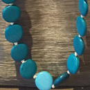 Cousine necklace - Aqua